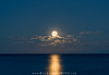 Full Moon Over The Atlantic (Mike Ver Sprill - Milky Way Mike) Tags: worm moon belmar new jersey nj long exposure seascape reflections reflection ocean shore mike ver sprill michael versprill milky way nikon d800 lights lit up clouds pier salt water night sky blue hour landscape nature sea