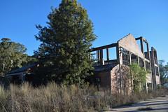 Glen Davis 17 (PhillMono) Tags: nikon d7100 dslr glen davis abandoned empty ghost town history heritage nsw australia factory brick decay