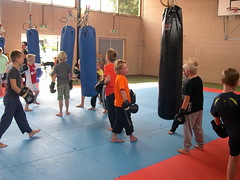 "zomerspelen 2013 karate clinic • <a style=""font-size:0.8em;"" href=""http://www.flickr.com/photos/125345099@N08/14220778877/"" target=""_blank"">View on Flickr</a>"
