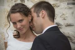 Mariage Lisa & julien (Vincent/H) Tags: wedding france june french juin nikon mariage franais vincenth