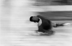 Masa (Totes Meow) Tags: film moving skateboarding melbourne contax skate push g2 ilfordsfx pushing sfx200 alexmclaren