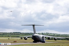 98-0051 USAF Boeing C17A Globemaster 111 Glasgow Prestwick (seifracing) Tags: rescue usa scotland airport force britain aircraft military air airplanes scottish security planes c17 globemaster spotting services strathclyde scania brigade ecosse seifracing