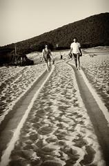 Paralelas convergentes (cives-expat) Tags: españa trafalgar playa cádiz curso experimentos conildelafrontera
