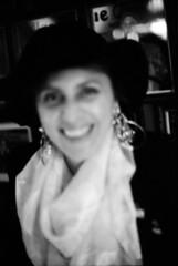 New York Blue Note Jazz Club B&W 1993 041 Lady (photographer695) Tags: new york blue bw club jazz 1993 note