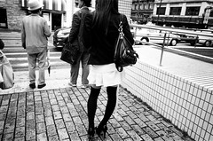 (Yuwei*) Tags: kyoto kodak400tx ricohgr1v streetsnap