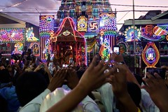 Celebration at the Temple - 20 (Rajesh_India) Tags: india festival traditional celebration hyderabad balkampet