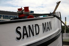 1732_Sand Man (lg evans Maritime Images) Tags: seattle boat wooden wa tugboat tug tugs association rta southlakeunion lgevans showretired