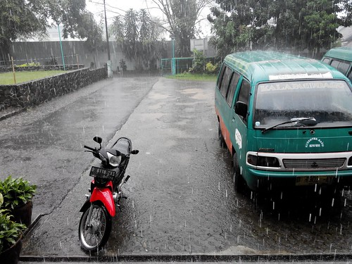 Rainy Bandung