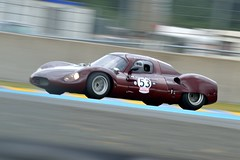 Costin Nathan 1000GT, Le Mans Classic 2014 (Thibault Gaulain) Tags: france classic rain night nikon nathan pluie racing mans le nuit lemans v8 v10 v6 v12 2014 nikond3200 costin d3200 1000gt lemansclassic2014