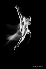 Crystal (Karischa) Tags: light portrait ballet motion angel dance ballerina grace arabesque elegance