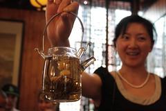Jasmine Tea (jubirubas) Tags: china shanghai