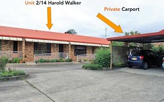 2/14 Harold Walker Avenue, Kempsey NSW