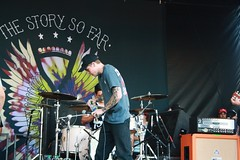 Parker Cannon (taryn thompson) Tags: tour montreal band warped story cannon far parker 2014 tssf