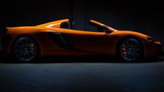 McLaren 650s Spider (evanwawrzyniak) Tags: cars canon automotive ferrari mclaren 5dmk3