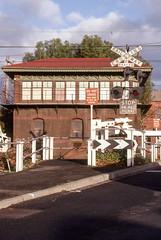 Kensington Signal Box (Dermis50) Tags: melbourne victoria kensington signalbox vline victorianrailways macauleyroad