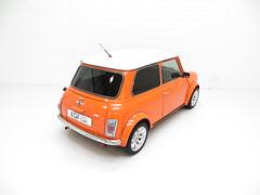 Mini Cooper Tango (KGF Classic Cars) Tags: classic cars austin rally