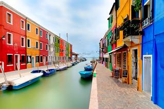 Burano - Venezia - Italy [Explored]