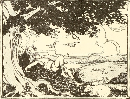 "Image from page 65 of ""Stories for little children"" (1920)"