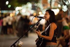 Amy May (Greg Leung) Tags: california losangeles santamonica singer thirdstreetpromenade amymay