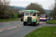 JTB749-09 (Ian R. Simpson) Tags: jtb749 aec regaliii burlingham cumbriaclassiccoaches florence preserved coach