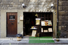 i Capaccino - Florence, Italy (Naomi Rahim) Tags: street travel italy cute vegetables shop fruit florence nikon europe italia hipster stall via tuscany firenze toscana osteria greengrocer nikond7000