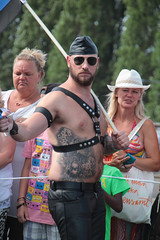 Leather Guy (Toni Kaarttinen) Tags: street gay boy party man men guy boys leather festival tattoo beard goatee march rainbow sweden stockholm schweden sm glbt guys pride bondage swedish bdsm parade dude celebration prideparade lgbt topless marching slussen sverige gaypride harness dudes queer estocolmo kinky stoccolma suecia equality gayprideparade streetparty suède tukholma svezia stockholmpride pridefestival ruotsi gaypridearoundtheworld hlbt hlgbt pride2014 stockholmpride2014 stockolmpride2014