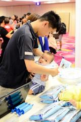 DSC_5682 (hkbfma) Tags: hk hongkong celebration breastfeeding 香港 2014 wbw 哺乳 worldbreastfeedingweek 母乳 wbw2014 hkbfma 國際哺乳週 香港母乳育嬰協會 集體哺乳