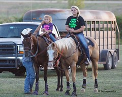 Welch Jr Rodeo, August 2014 (Garagewerks) Tags: horse girl sport female race all child sony barrel sigma august jr rope rodeo cans cowgirl f28 welch 70200mm roping 2014 barrelracing views50 views100 slta77v