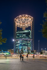 _DSC6321 (Phillip Bond (Phil)) Tags: korea seoul southkorea modernarchitecture rafaelvioly jongnotower