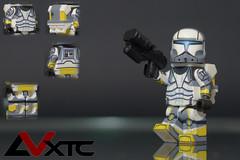 Scorch (AndrewVxtc) Tags: boss starwars lego sev custom clonewars scorch fixer republiccommando deltasquad andrewvxtc