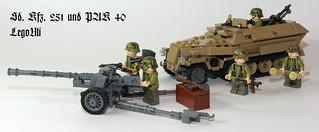 SdKfz 251 / PAK 40