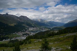 St. Moritz ■ San Murezzan ■ San Maurizio ■ Saint Moritz ■ Санкт-Морыц ■ サンモリッツ