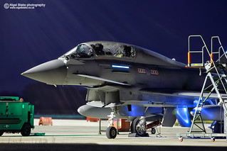 Eurofighter Typhoon T3 ZJ807 BF