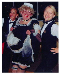 Three Serving Wenches (emily_sheldon) Tags: sissymaid