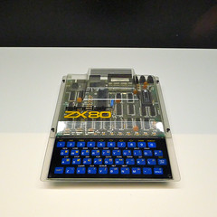Sinclair ZX80 (Martin Deutsch) Tags: computer exhibition barbican sinclair digitalrevolution zx80