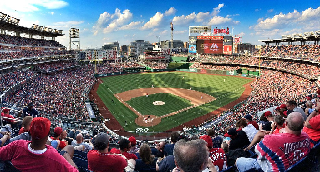 Nationals Park by randomduck, on Flickr