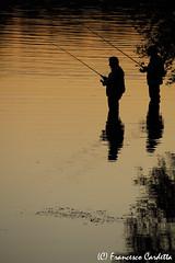 Pescatori al tramonto (ICE 81) Tags: canon ticino stm sesto calende 100d 55250