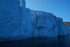 Calving Glacier Thule Greenland (volcanoimage) Tags: birth an glacier greenland fjord iceberg harald wolstenholme thule moltke