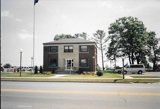Michigan State Police East Tawas Post