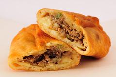 Pirozhki (J-Fish) Tags: sanfrancisco california food meat 105mmf28dmicro pirozhki пирожок d300s moscowandtbilisibakery