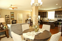 """Redbud Dining Room • <a style=""""font-size:0.8em;"""" href=""""http://www.flickr.com/photos/126294979@N07/14981519165/"""" target=""""_blank"""">View on Flickr</a>"""
