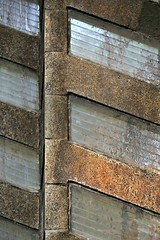 just dirty (Jacques Tueverlin) Tags: abstract glass wall architecture canon eos struktur structure dirty architektur canoneos glas beton 2014