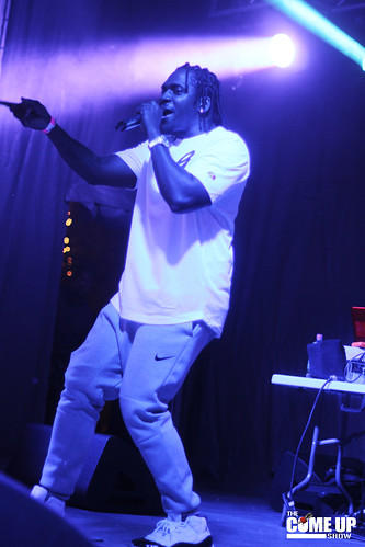 Pusha T at Vice Island NXNE 2014