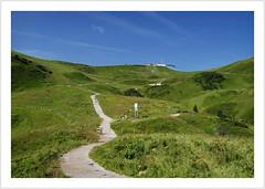 Bergstation Kanzelwand (Harald52) Tags: natur berge wandern kanzelwand allgu