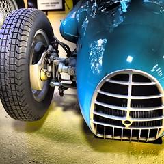 Gordini F1 car (francisco.j.gonzalez) Tags: france museum speed vintage lyon muse motor formula1 gordini voituresclassiques