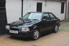 1990 Ford Escort XR3 Injection
