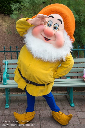 Doc At Disney Character Central