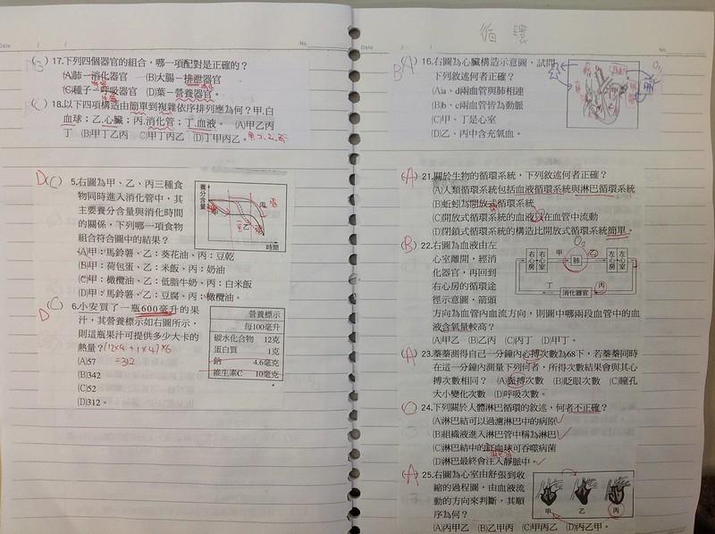 考試訂正收集本11