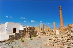 tonnara@oasi.vendicari.noto.sicily (Rinaldofr) Tags: sky italy landscape ruins italia noto sicily sicilia canonef1740f4l canon6d oasivendicari tunafishery chimneynotosiciliaitalia