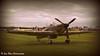 Hawker Hurricane (Dan Elms Photography) Tags: canon fighter aircraft hurricane airshow legend shoreham battleofbritain hawkerhurricane shorehamairshow rafashorehamairshow canon600d canoneos600d danelms talldan76 danelmsphotography